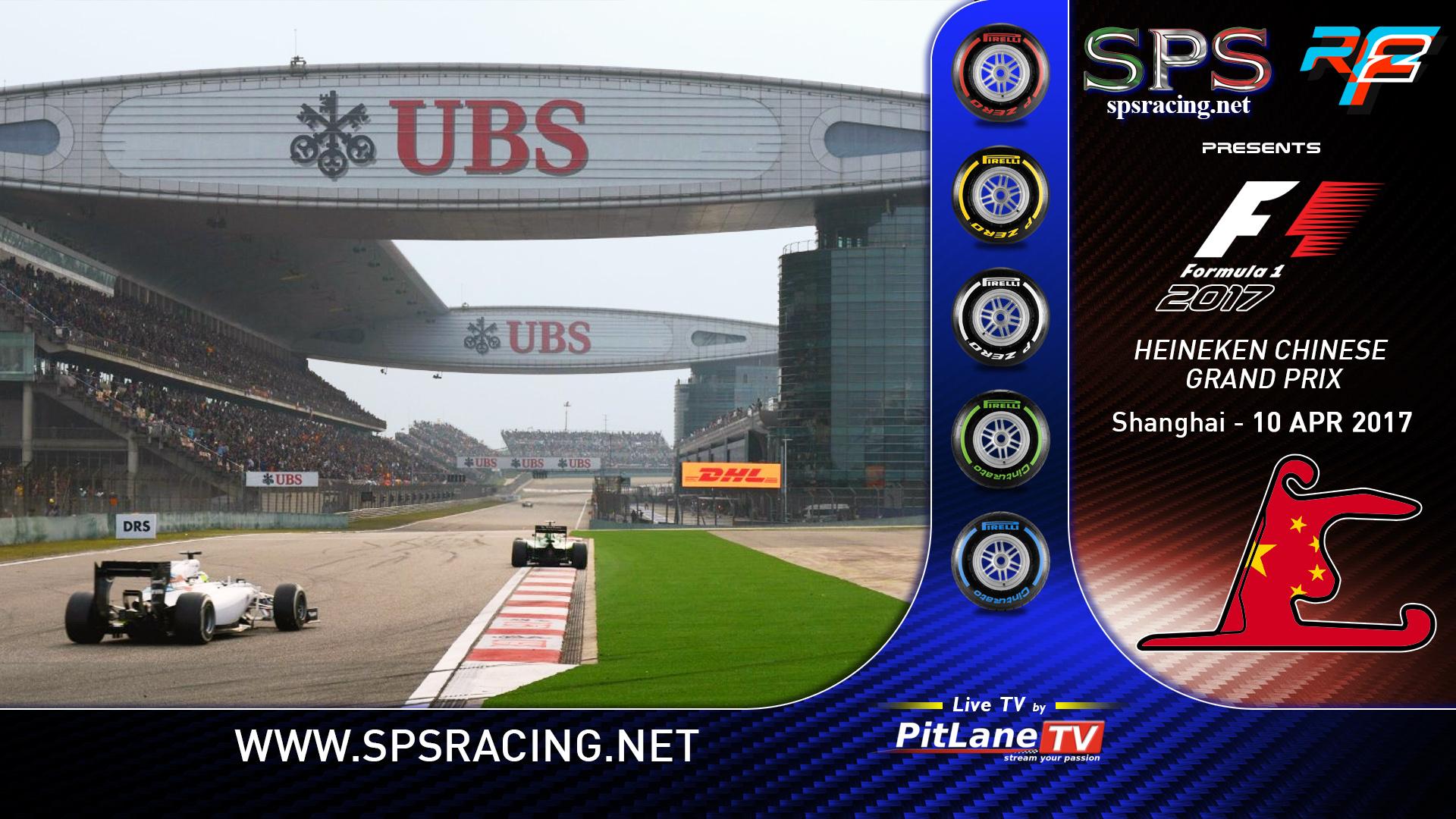 Round 02 - Chinese GP
