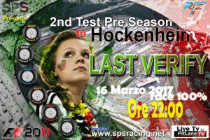 Hockenheim Test