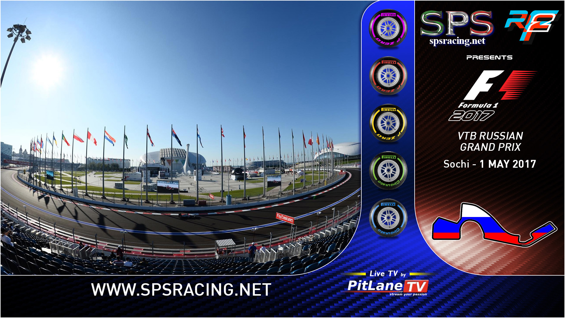 Round 04 - Russian GP