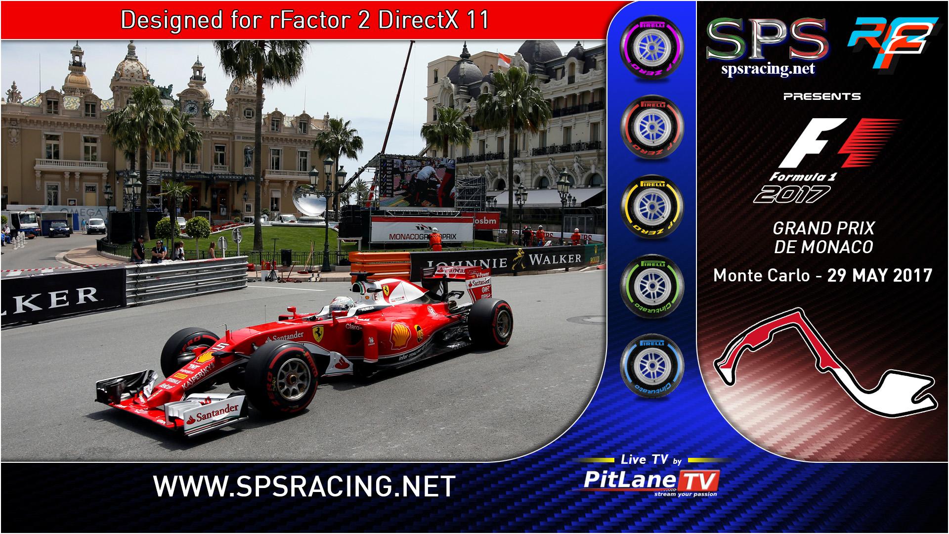 Round 06 - Monaco GP
