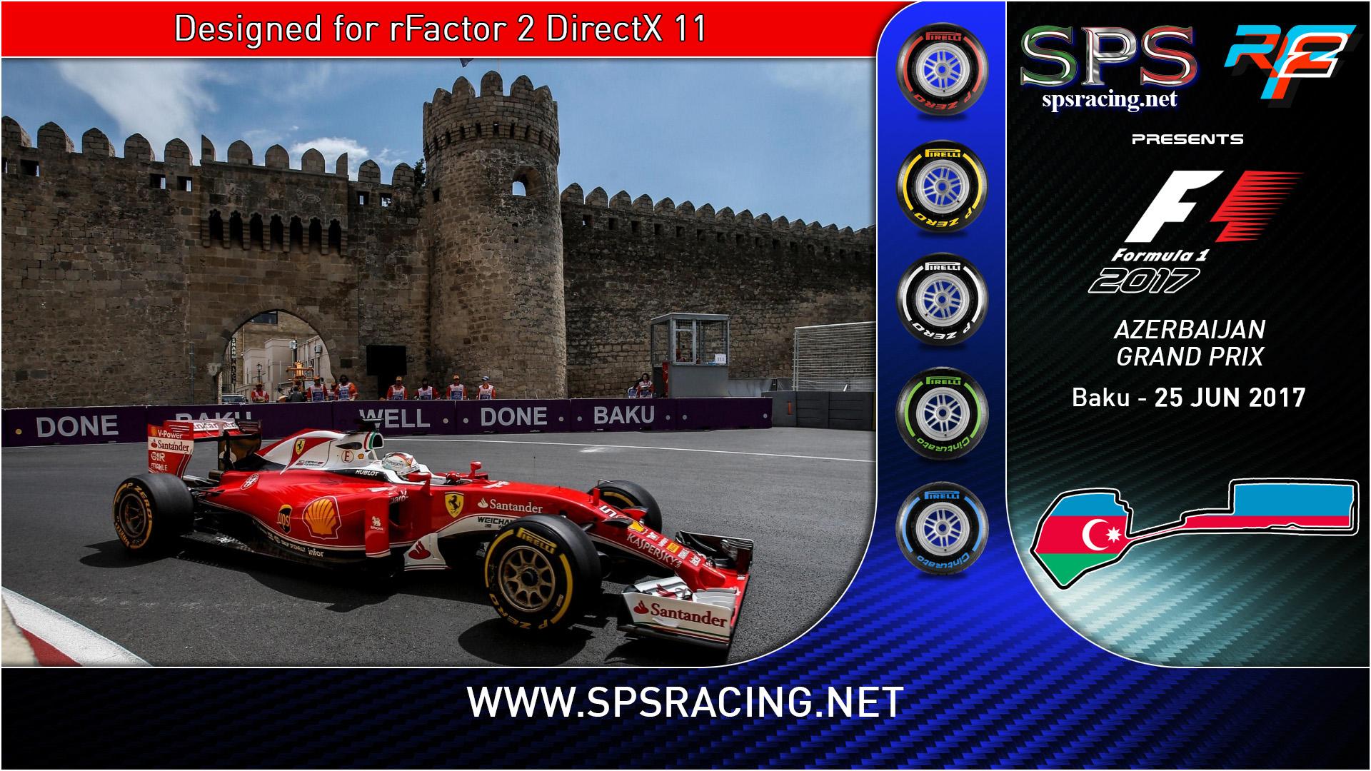 Round 08 - Azerbaijan GP
