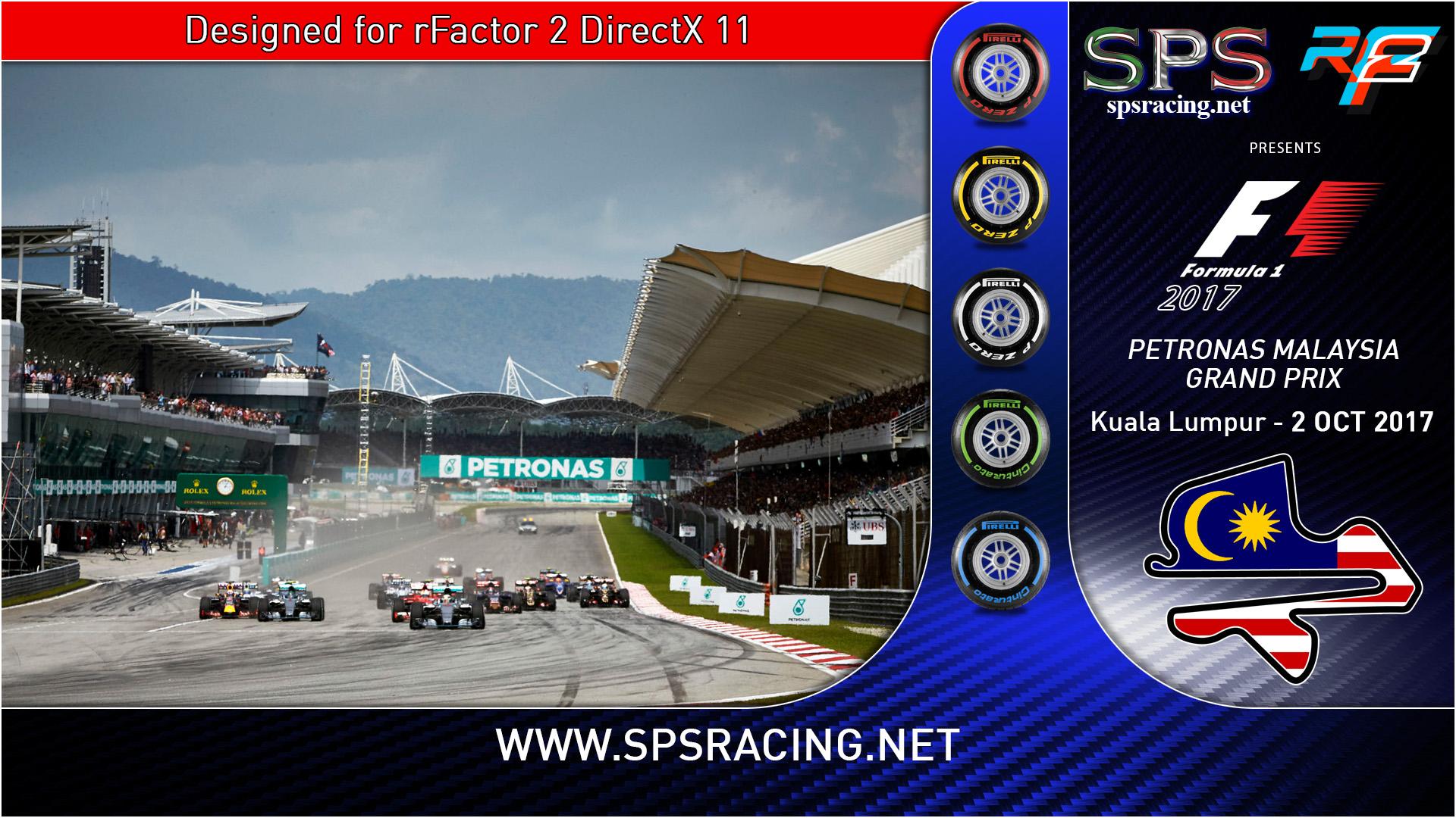Round 15 - Malaysian GP
