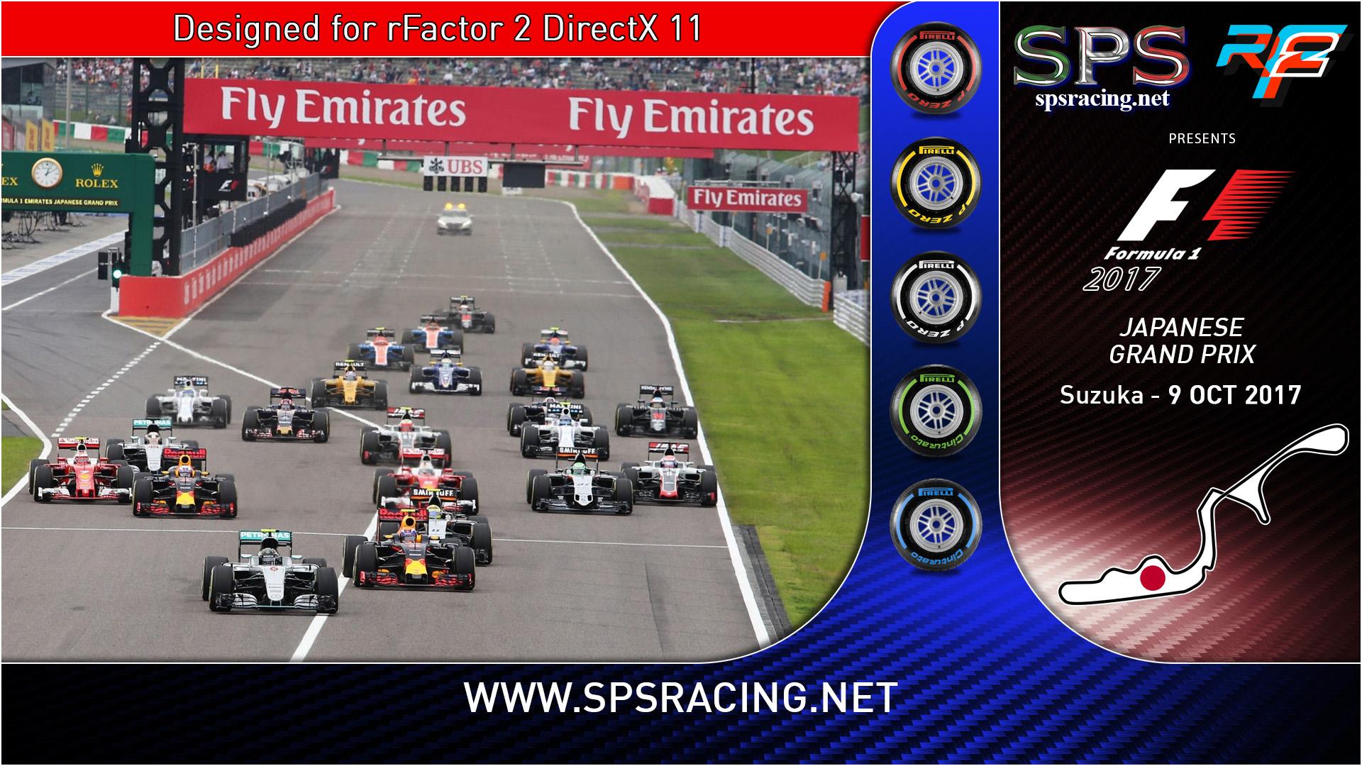 Round 16 - Japanese GP