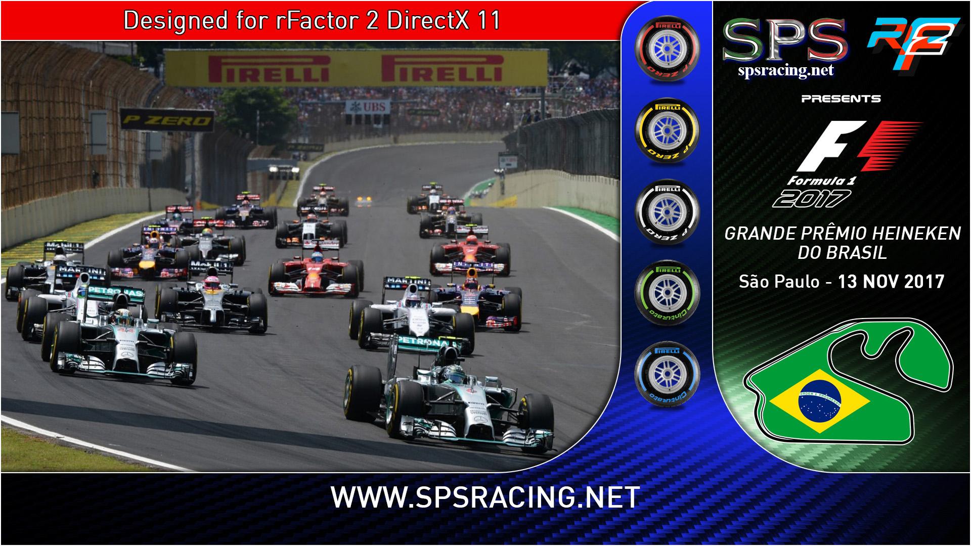 Round 19 - Brazilian GP