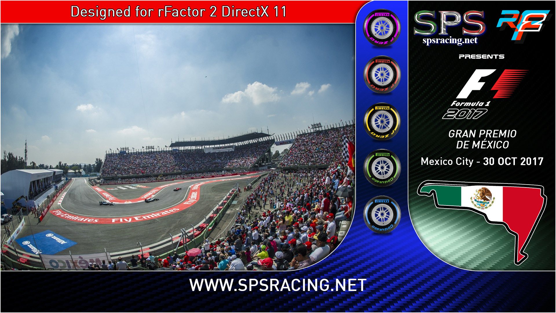 Round 18 - Mexico GP