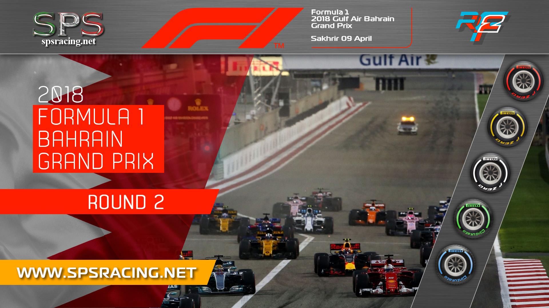 Round 02 - Bahrain GP