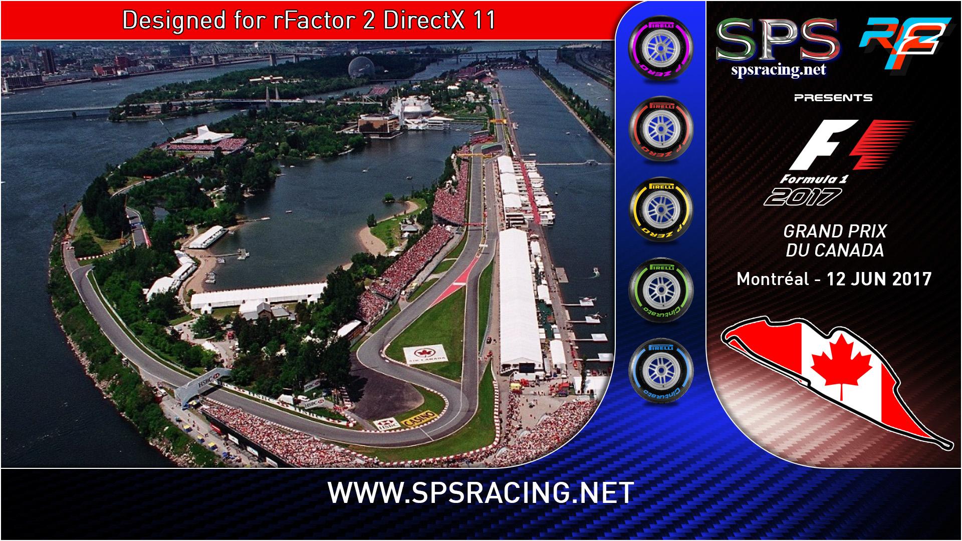 Round 07 - Canadian GP