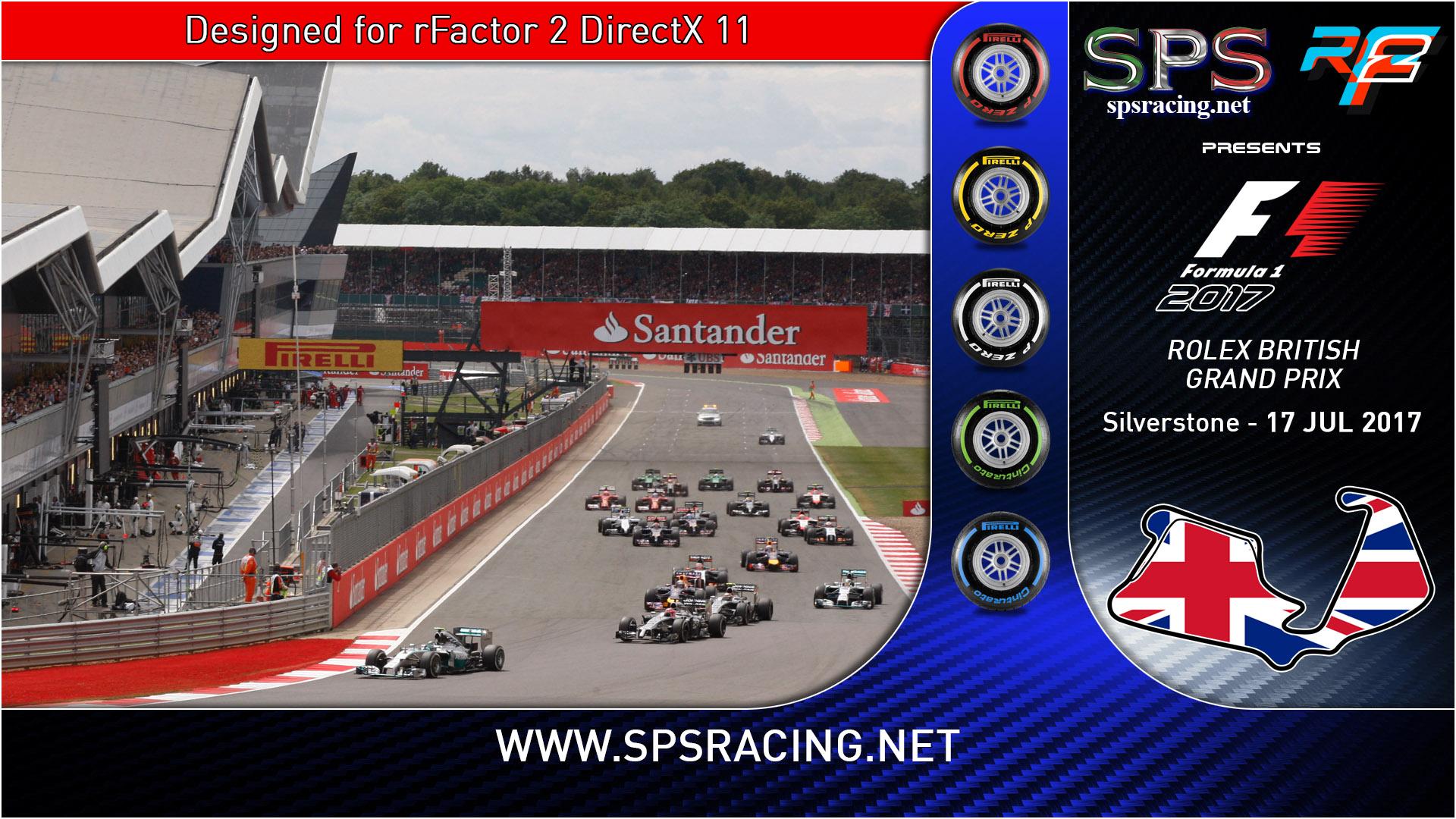 Round 10 - British GP