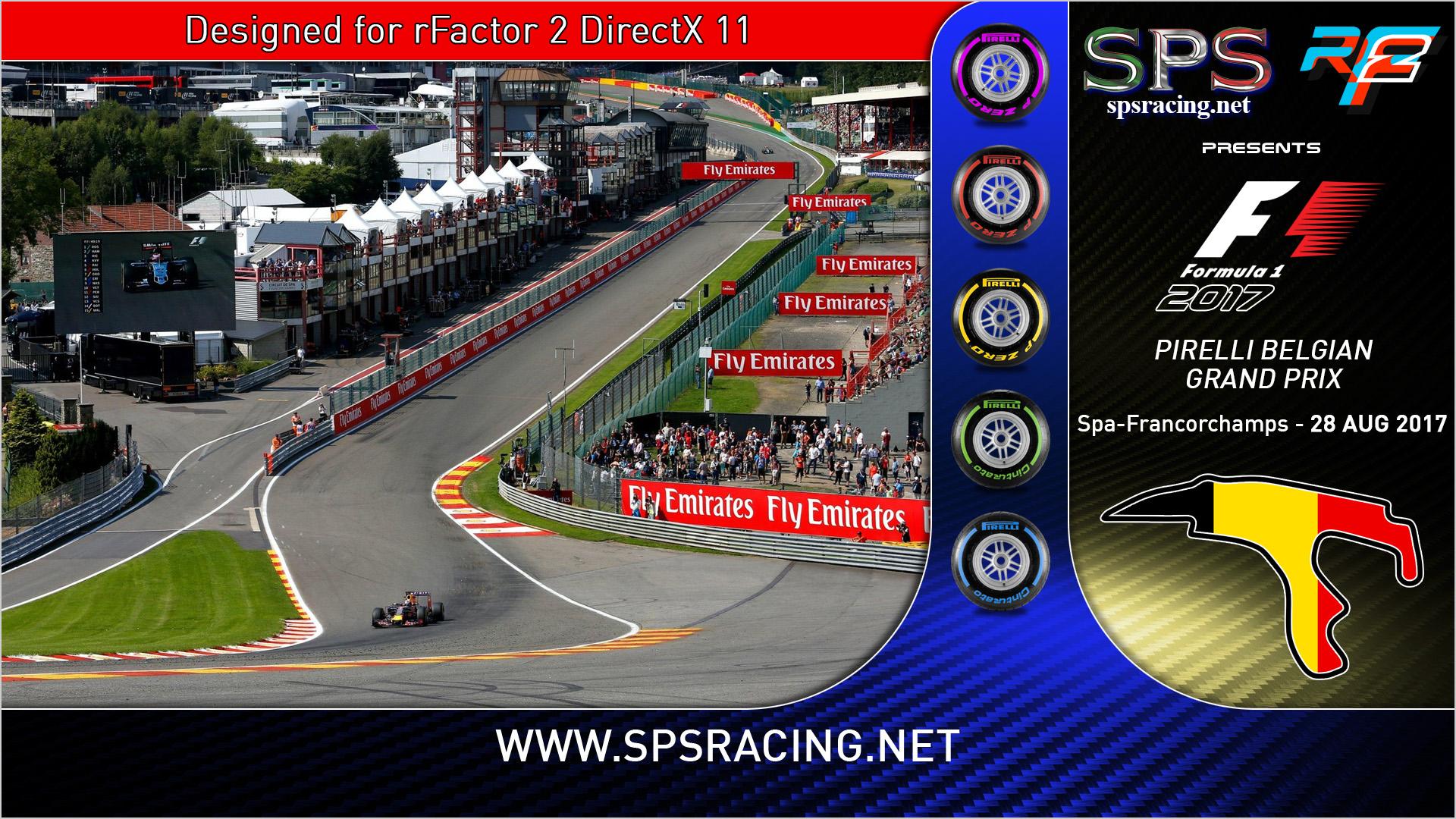 Round 12 - Belgian GP