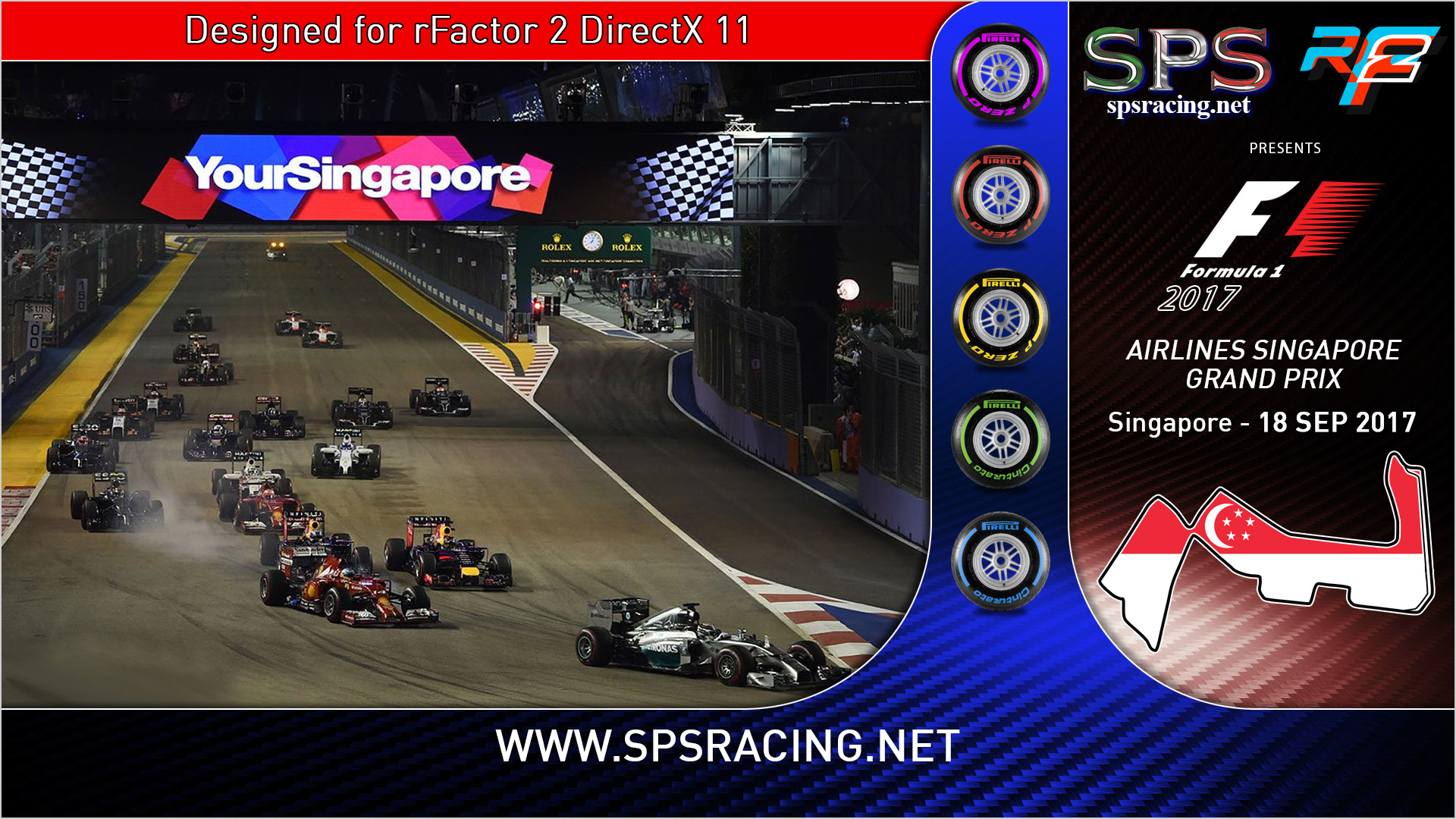 Round 14 - Singapore GP