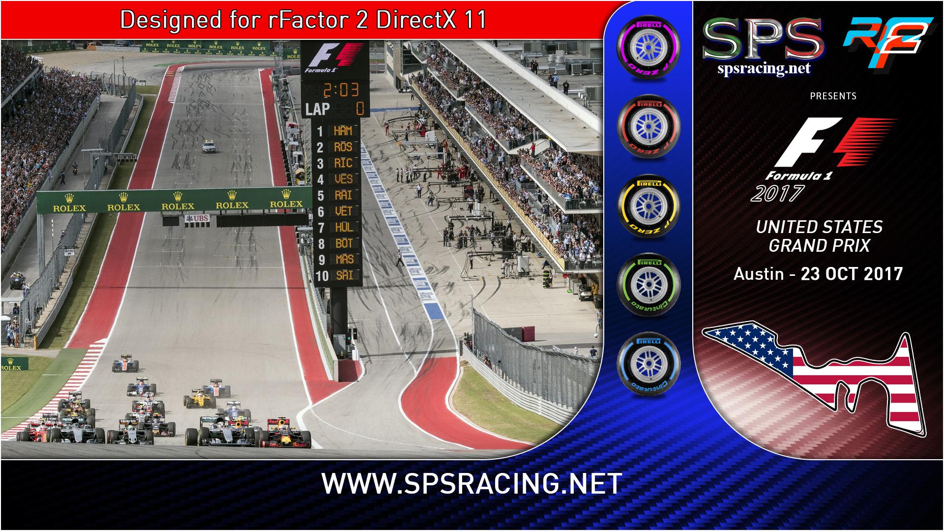 Round 17 - American GP